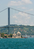 Istanbul Iconic View Royalty Free Stock Images