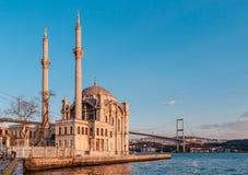 Istanbul Iconic View Stock Photos