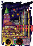 Istanbul Illustration stock illustration