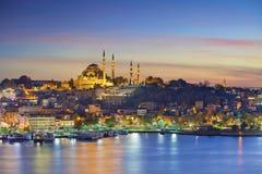 Istanbul. Royalty Free Stock Photo