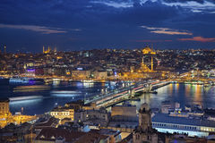 Istanbul. Royalty Free Stock Images