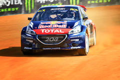 Istanbul Intercity Fia WorldRallyCross Stock Photos