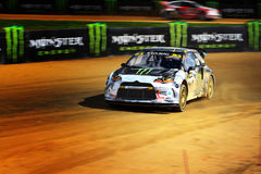 Istanbul Intercity Fia WorldRallyCross Stock Photo