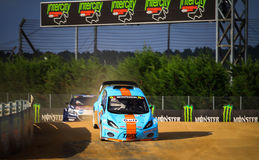Istanbul Intercity Fia WorldRallyCross Stock Image