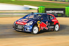Istanbul Intercity Fia WorldRallyCross Royalty Free Stock Photo