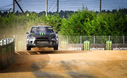 Istanbul Intercity Fia WorldRallyCross Royalty Free Stock Photos