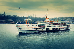 Istanbul Journey. Royalty Free Stock Photos