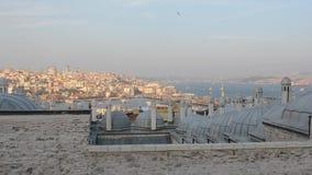 Istanbul istanbul, kalkon, lopp, bosphorus, moské, asia, turk, stock video
