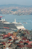 istanbul krajobrazu dach Zdjęcie Stock
