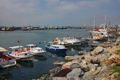 Istanbul Kumkapi Stock Photography