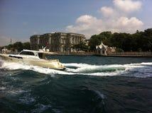 Istanbul kust Arkivfoto