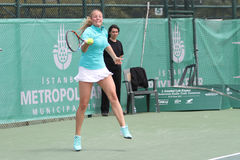 Istanbul Lale Tennis Cup 2015 Royalty Free Stock Photo