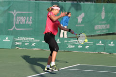 Istanbul Lale Tennis Cup 2015 Stock Image