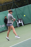 Istanbul Lale Tennis Cup 2015 Photo stock