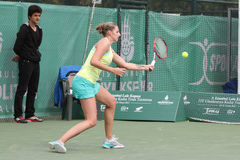 Istanbul Lale Tennis Cup 2015 Photographie stock