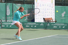 Istanbul Lale Tennis Cup 2015 Royalty Free Stock Images