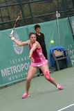 Istanbul Lale Tennis Cup 2015 Stock Photos
