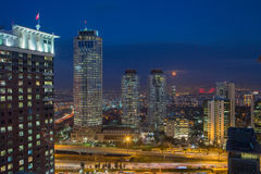 Istanbul Levent Stock Image