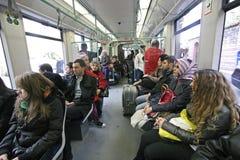 Istanbul métropolitain Image libre de droits