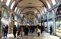 Grand Bazaar Royalty Free Stock Image