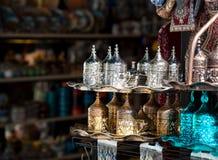 Istanbul marknad Arkivfoton