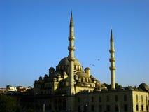 istanbul moské Arkivfoto