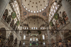 istanbul moské Arkivbilder