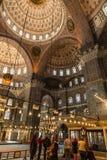 istanbul moské Royaltyfri Fotografi