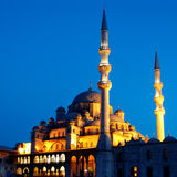 Istanbul mosque royalty free stock image