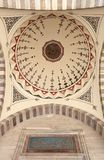 Istanbul Mosque Detail Royalty Free Stock Image
