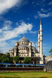 Istanbul Mosque in Turkey Royalty Free Stock Images