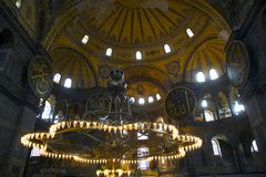 Istanbul. Mosque turkey aga Sofia Stock Image
