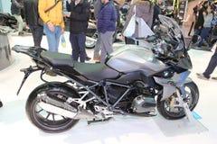 Istanbul Moto Bike Expo Royalty Free Stock Photography