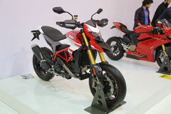 Istanbul Moto Bike Expo Royalty Free Stock Images