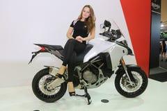 Istanbul Moto Bike Expo Stock Photos
