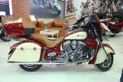 Istanbul Moto Bike Expo Royalty Free Stock Photos