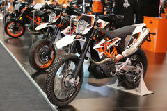 Istanbul Moto Bike Expo Royalty Free Stock Image