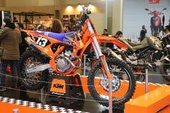 Istanbul Moto Bike Expo Stock Image