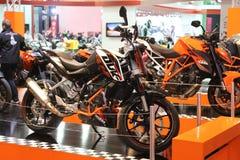 Istanbul Moto Bike Expo Royalty Free Stock Images