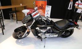Istanbul Moto Bike Expo Royalty Free Stock Photo