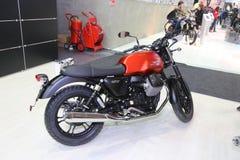 Istanbul Moto cykelexpo Arkivfoton