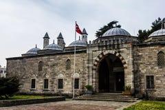 Istanbul, musée turc Image stock