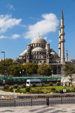 Istanbul New Mosque Stock Photo