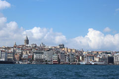 İstanbul old city Royalty Free Stock Photos