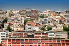 Istanbul. Old district Karakoy, Turkey Stock Photography