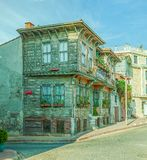 Istanbul old house Royalty Free Stock Photography