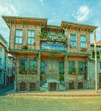 Istanbul old street Stock Photography