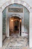 istanbul pałac topkapi Obrazy Stock