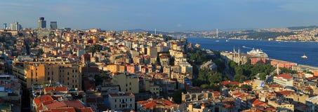 Istanbul Panorama Stock Photos
