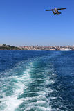 Istanbul Panorama, Turkey Stock Images